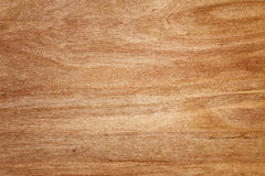 Texture of fine pine wood toned in light brown color Royalty Free Stock Images