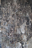 Texture fire damage Royalty Free Stock Photo