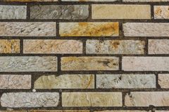 Texture flagstones. Royalty Free Stock Images