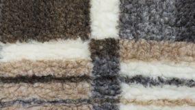 Texture fleece Stock Photos