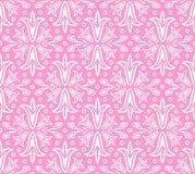 Texture florale rose Image libre de droits
