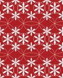 Texture florale rouge Photographie stock libre de droits