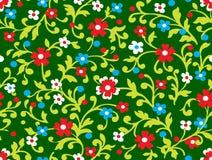 Texture florale sans joint Photo libre de droits