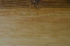 Texture focalisée d'un certain morceau de bois Photo libre de droits