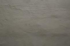 Texture focalisée de mur gris bruyant grenu Photo libre de droits