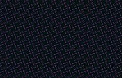 Texture foncée de losange ou de fond sans couture de places, modèle modifié la tonalité noir gris vert-bleu marron rouge Image stock