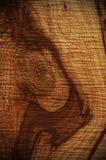 Texture foncée en bois d'amande Photos stock