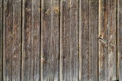 Texture, fond d'un mur en bois Massif d'un arbre Élément de barrière Photo stock