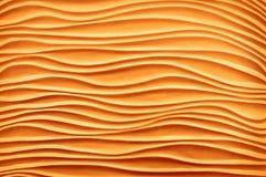 Texture in form of ultramarine sand dunes Stock Photo