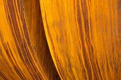 Texture fortement rouillée en métal image stock