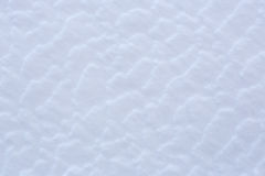 Texture of fresh snow, background Stock Image