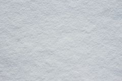 Texture of fresh snow covering ground Royalty Free Stock Photography