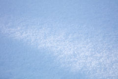 Texture of fresh snow, winter background Stock Photography