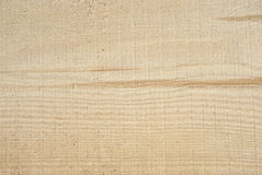 Texture of freshly sawn wood, background, closeup Royalty Free Stock Photo