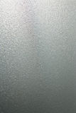Texture of frosted glass Royalty Free Stock Photography