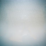Texture of frosted glass Royalty Free Stock Photo