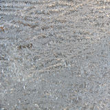 Texture of frosted glass. Winter pattern. Stock Image