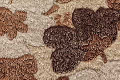 Texture of fur bedspreads Royalty Free Stock Photos