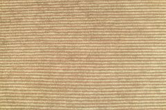 Texture of the beige furniture upholstery Stock Photo