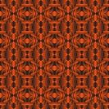 Texture géométrique en bronze Photos libres de droits