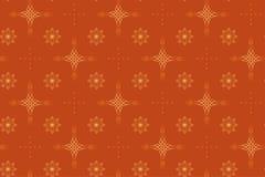 Texture géométrique sans joint avec des croix Image stock