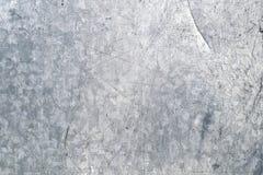 Texture galvanisée de fer photos stock
