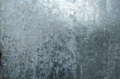 Texture galvanisée de fond en métal Photo libre de droits