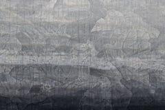 Texture galvanisée de surface de plan rapproché de tube en métal image libre de droits