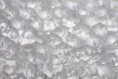 Texture galvanisée par zinc en métal de fer images stock