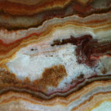 Texture of gemstone brown onyx and agat royalty free stock images