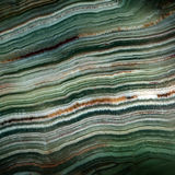 Texture of gemstone green onyx Stock Photo