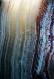 Texture of gemstone onyx and agat stock image
