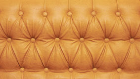 Texture of genuine leather Stock Photos