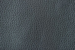 Texture of genuine leather close-up, cowhide. For your background, backdrop, with copy space. Genuine leather texture, close-up. With place for your text, for Royalty Free Stock Images