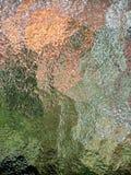 Texture givrée 1 d'hublot Photos stock