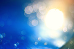 Texture glare bokeh Royalty Free Stock Photography