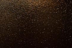 Corrugated glass pattern texture stock photo