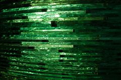 Texture glass. Mosaic. The composition of the glass royalty free stock photo
