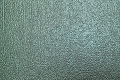 Texture glossy surface of dark green color Royalty Free Stock Image
