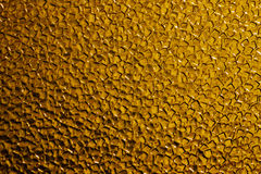 Texture gold, glass Royalty Free Stock Photos