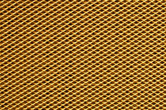 Texture of gold metal Stock Photos