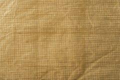 Texture of golden foil Royalty Free Stock Photos