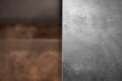 Texture of granite countertops Stock Image