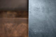 Texture of granite countertops Royalty Free Stock Images