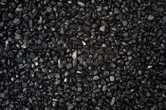 Texture granulaire noire image libre de droits