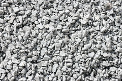 Texture of Gravel Royalty Free Stock Image