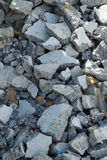 The texture of gravel Stock Image