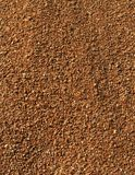 Texture of gravel. Texture of sand on the beach Royalty Free Stock Image