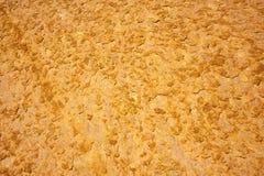 Texture graveleuse orange de roche Image libre de droits