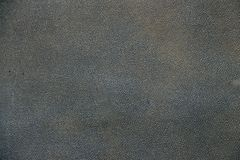 Texture of gray artificial leather. Imitation leather, Leatherette Stock Photo